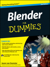 Blender For Dummies (eBook)