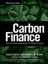 Carbon Finance (eBook): The Financial Implications of Climate Change