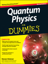 Quantum Physics For Dummies (eBook)