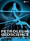 Petroleum Geoscience (eBook)