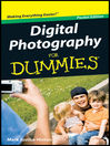 Digital Photography For Dummies (eBook)