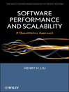 Software Performance and Scalability (eBook): A Quantitative Approach