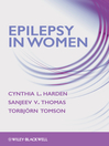 Epilepsy in Women (eBook)