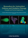 Biomarkers for Antioxidant Defense and Oxidative Damage (eBook)