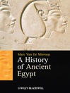 A History of Ancient Egypt (eBook)