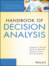 Handbook of Decision Analysis (eBook)