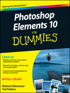 Photoshop Elements 10 For Dummies (eBook)