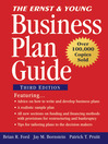 The Ernst & Young Business Plan Guide (eBook)