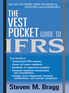 The Vest Pocket Guide to IFRS (eBook)