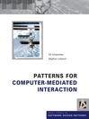 Patterns for Computer-Mediated Interaction (eBook)