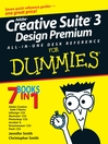 Adobe Creative Suite 3 Design Premium All-in-One Desk Reference For Dummies (eBook)