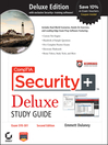 CompTIA Security+ Deluxe Study Guide Recommended Courseware (eBook): Exam SY0-301