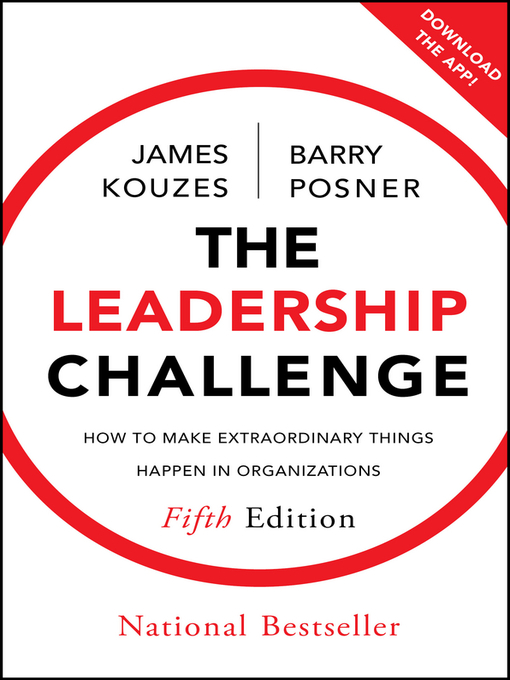The Leadership Challenge (eBook): How to Make Extraordinary Things Happen in Organizations
