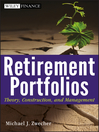 Retirement Portfolios (eBook): Theory, Construction and Management