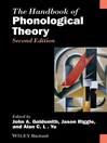The Handbook of Phonological Theory (eBook)
