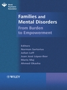 Families and Mental Disorder