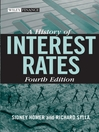 A History of Interest Rates (eBook)