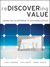 Rediscovering Value (eBook): Leading the 3-D Enterprise to Sustainable Success