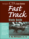 Wiley CPA Exam Review Fast Track Study Guide (eBook)