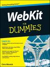 WebKit For Dummies (eBook)