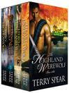Highland Werewolf (eBook): Highland Werewolf Series, Books 1-4