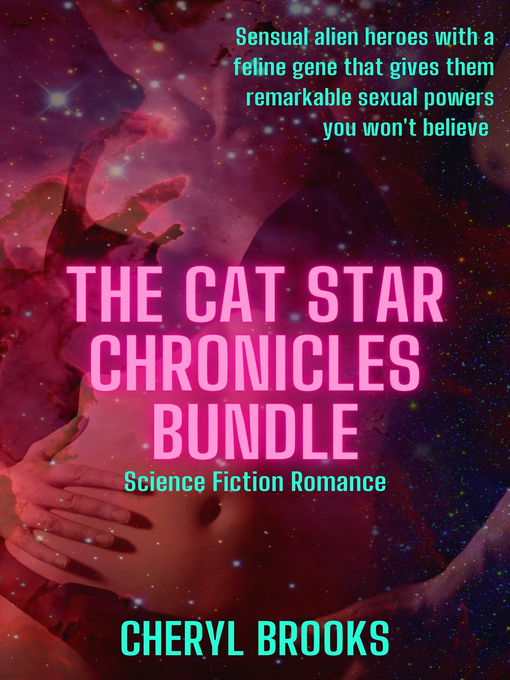 Cat Star Chronicles Bundle (eBook): Slave, Warrior, and Rogue by Cheryl Brooks