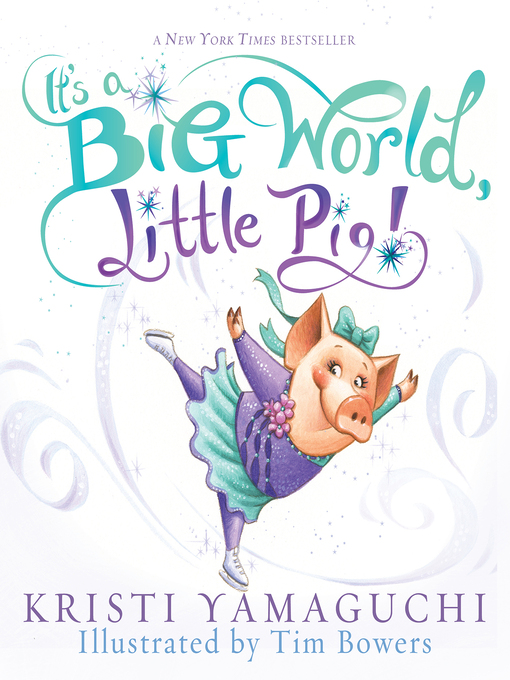 It's a big world, little pig! [eBook]