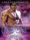 Undone (eBook): Amoveo Legend Series, Book 4