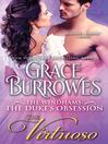The Virtuoso (eBook): Duke's Obsession Series, Book 3