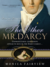 The Other Mr. Darcy (eBook): Darcy Cousins Series, Book 1