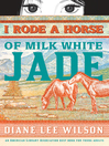I Rode a Horse of Milk White Jade