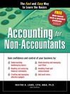 Accounting for Non-Accountants (eBook): The Fast and Easy Way to Learn the Basics