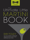 The Ultimate Little Martini Book (eBook)