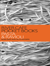 River Cafe Pocket Books (eBook): Pasta and Ravioli