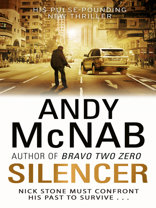 Silencer (eBook): Nick Stone Series, Book 15