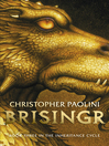 Brisingr (eBook): Inheritance Cycle Series, Book 3
