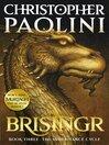 Brisingr (eBook): Inheritance Cycle Series, Book 3