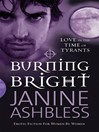 Burning Bright (eBook)