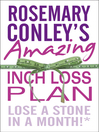 Rosemary Conley's Amazing Inch Loss Plan (eBook): Lose a Stone in a Month