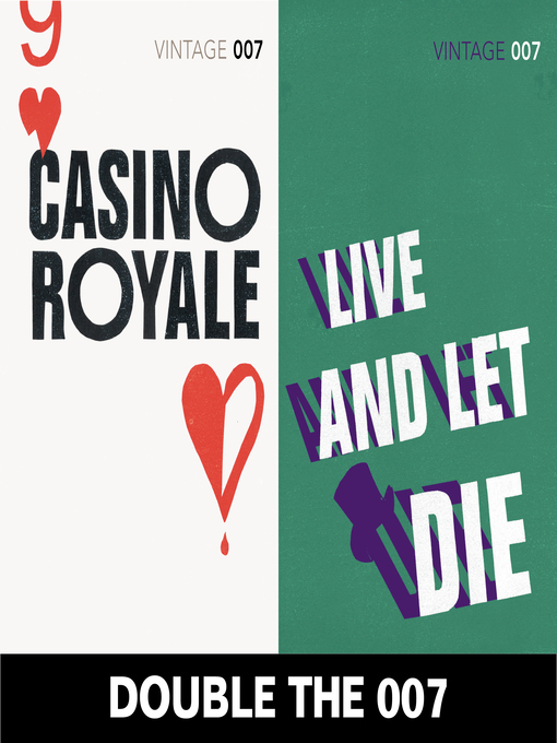 Double the 007 (eBook): Casino Royale & Live and Let Die