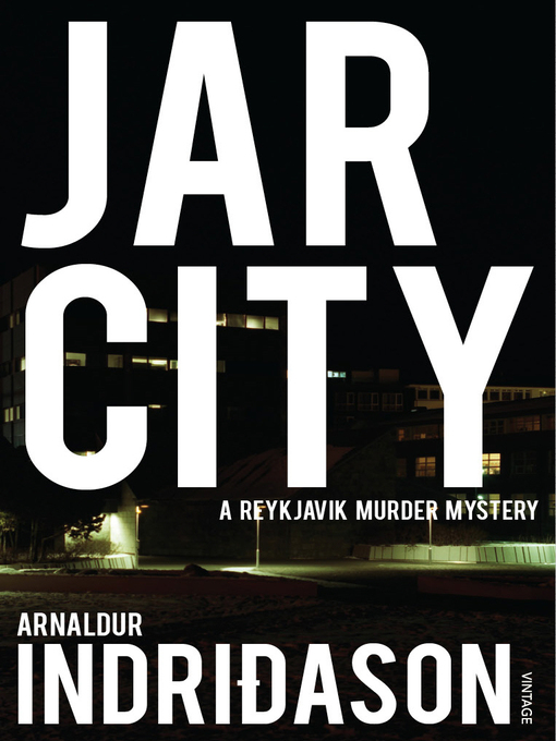 Jar City (eBook): Reykjavik Murder Series, Book 1