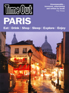 Time Out Paris (eBook)