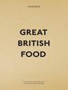 Canteen (eBook): Great British Food