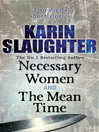 Necessary Women and the Mean Time (Short Stories) (eBook)