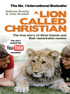 A Lion Called Christian (eBook)
