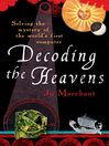 Decoding the Heavens (eBook): Solving the Mystery of the World's First Computer