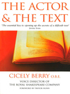 The Actor and the Text (eBook)