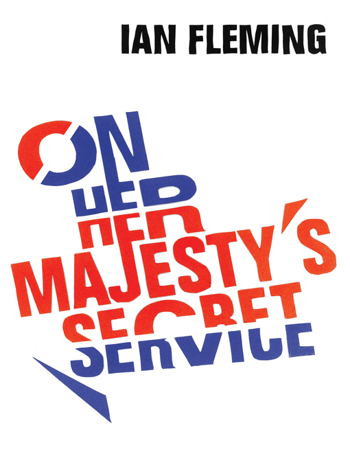 On Her Majesty's Secret Service (eBook): James Bond Series, Book 11