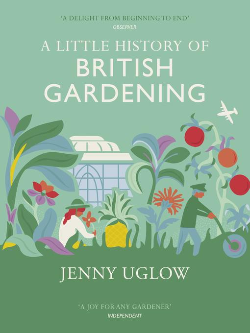 A Little History of British Gardening (eBook)