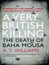 A Very British Killing (eBook): The Death of Baha Mousa